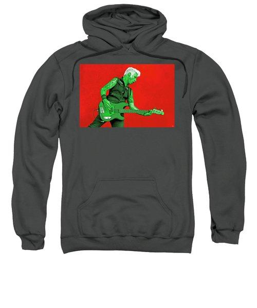 Mike Dirnt Green Day Sweatshirt