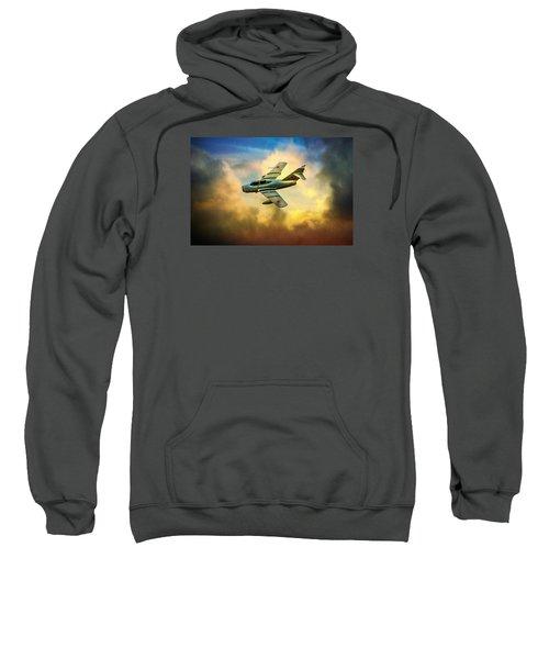 Mikoyan-gurevich Mig-15uti Sweatshirt
