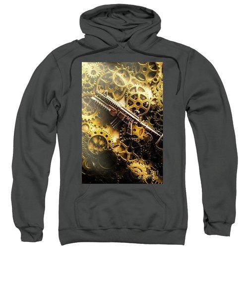 Military Mechanics Sweatshirt