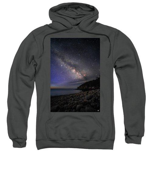 Milky Way Over Boulder Beach Sweatshirt