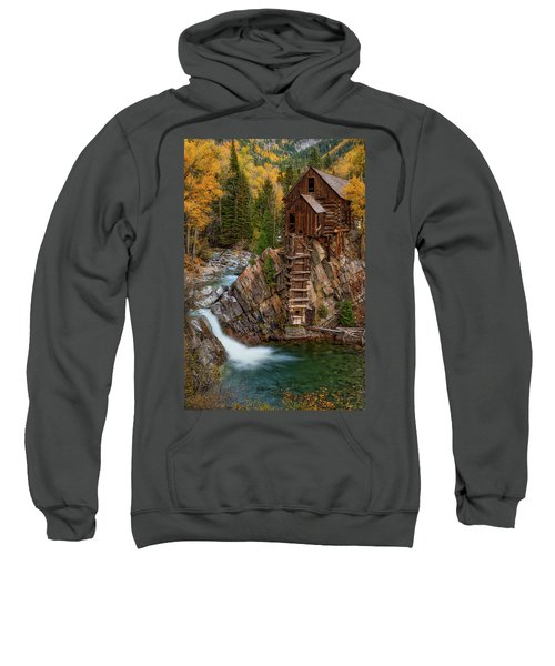 Mill In The Mountains Sweatshirt