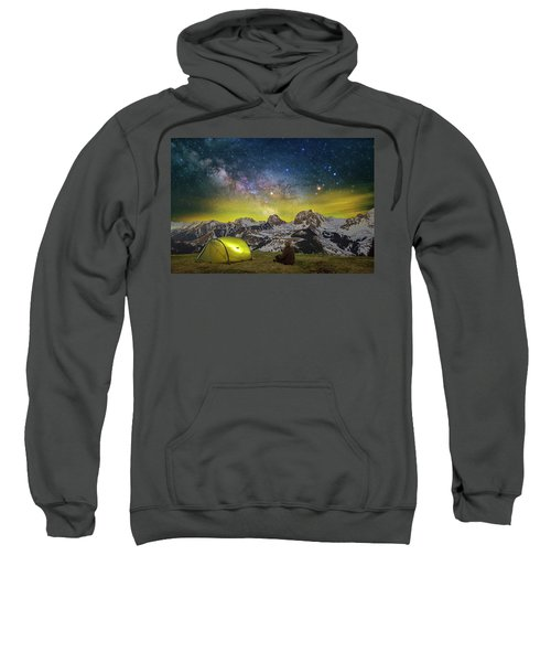 Million Star Hotel Sweatshirt