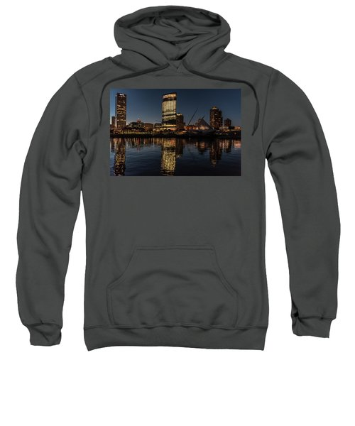 Milwaukee Reflections Sweatshirt by Randy Scherkenbach