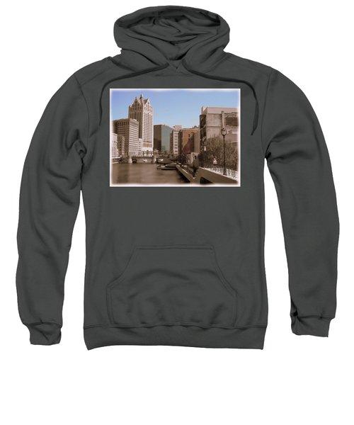 Milwaukee Riverwalk Sweatshirt