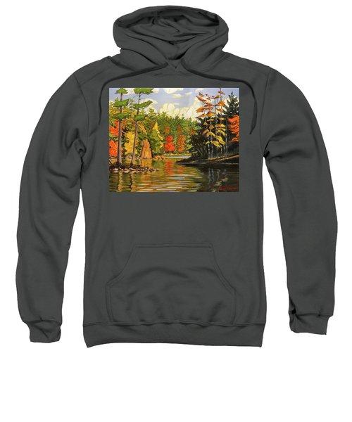 Mink Lake Narrows Sweatshirt