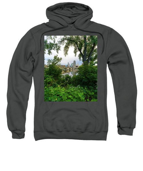 Minneapolis Through The Trees Sweatshirt