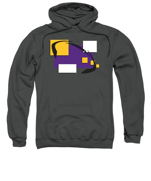 Minnesota Vikings Abstract Shirt Sweatshirt