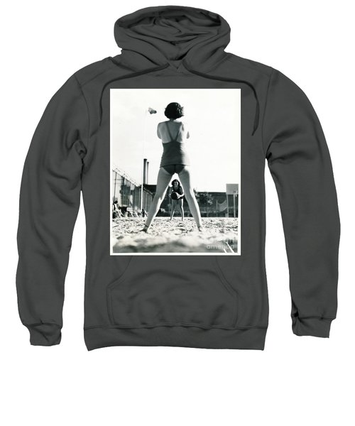 Miramar Pool, 1932 Sweatshirt