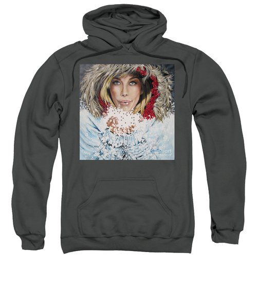 Remarkable Russian Girl.            From The Attitude Girls  Sweatshirt