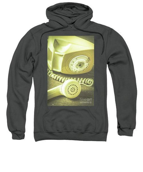 Missing Without A Trace Sweatshirt