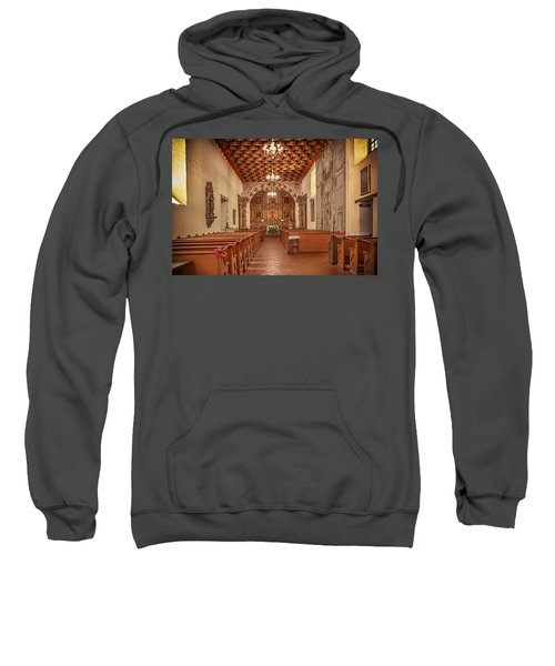 Mission San Francisco De Asis Interior Sweatshirt