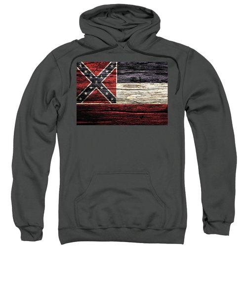 Mississippi State Flag 3w Sweatshirt