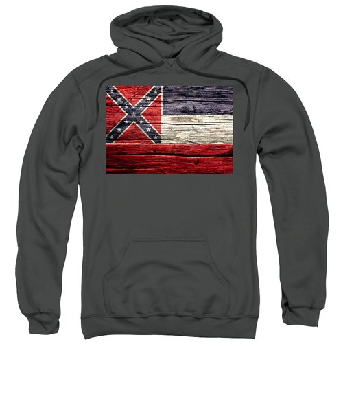 Mississippi State Flag 4w Sweatshirt
