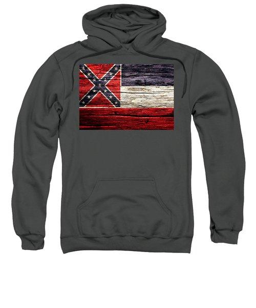 Mississippi State Flag 5w Sweatshirt
