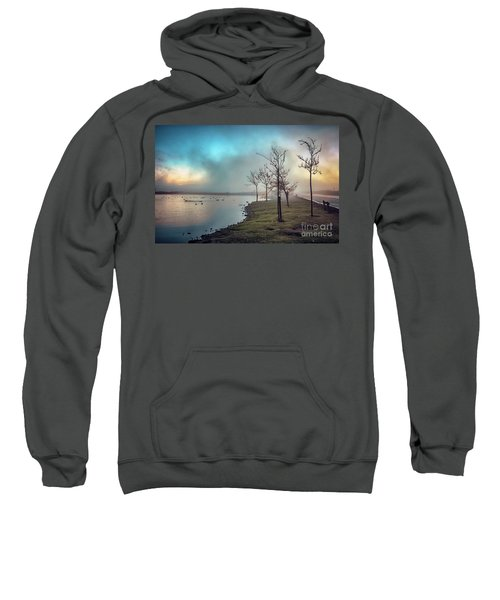 Mist Over The Tarn Sweatshirt