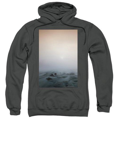 Mist Over The Third Stone From The Sun Sweatshirt