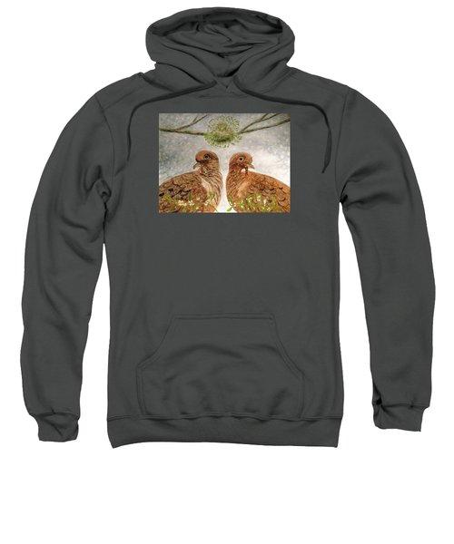 Mistletoe Magic Sweatshirt