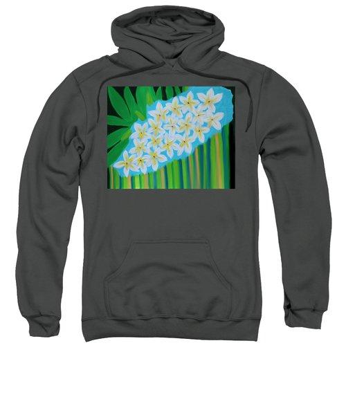 Mixed Up Plumaria Sweatshirt