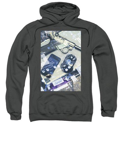 Modern Agency Warfare Sweatshirt