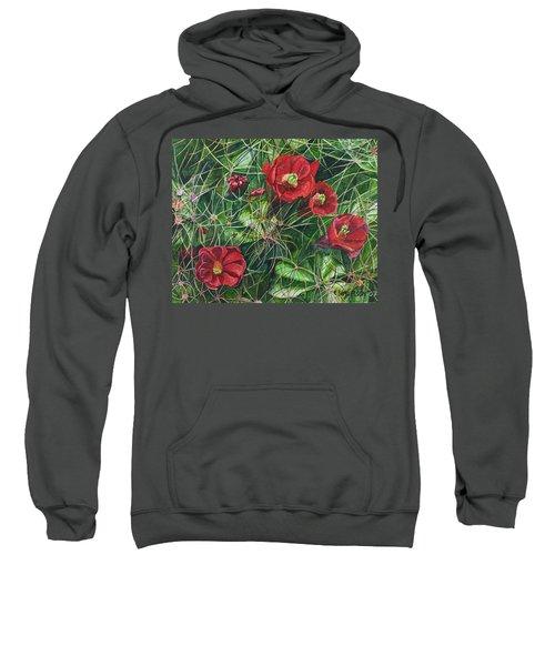 Mohave Mound Cactus Sweatshirt