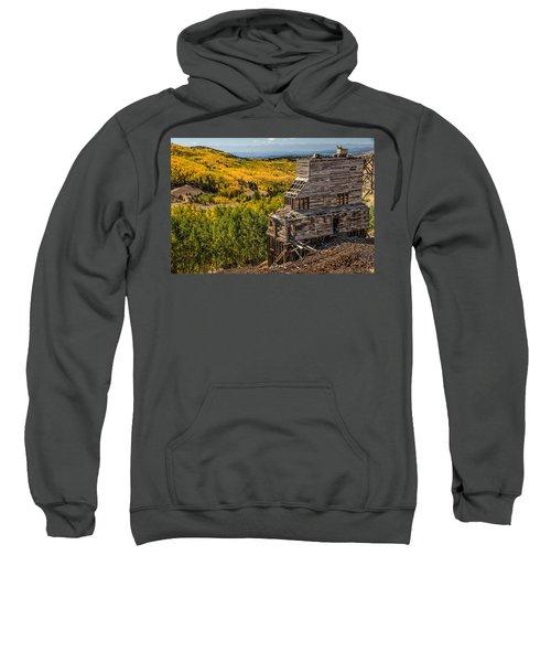 Mollie Kathleen Gold Mine In Autumn Sweatshirt
