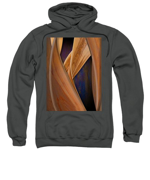 Molten Wood Sweatshirt