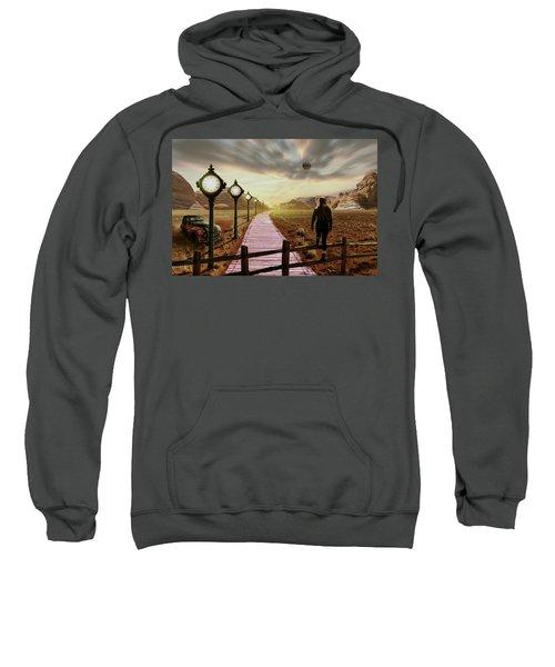 Moment Of Time Sweatshirt