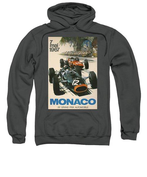 Monaco Grand Prix 1967 Sweatshirt