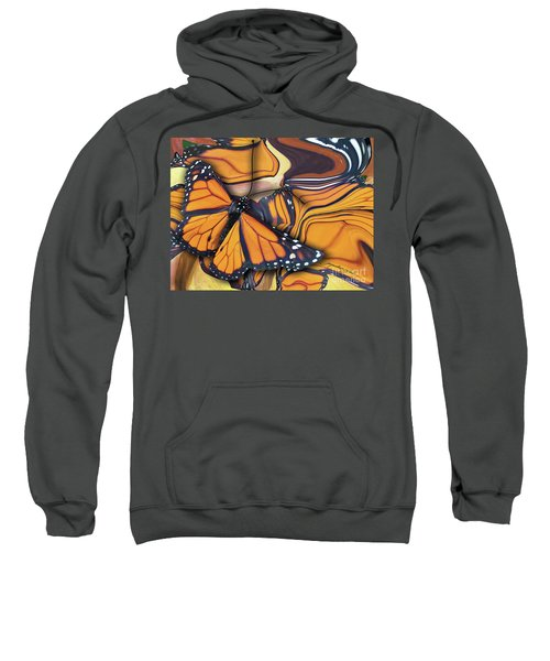 Monarch Flight Sweatshirt