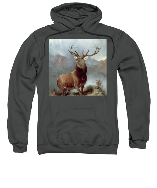 Monarch Of The Glen Sweatshirt