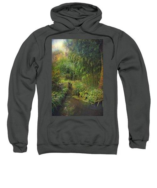 Monets Paradise Sweatshirt