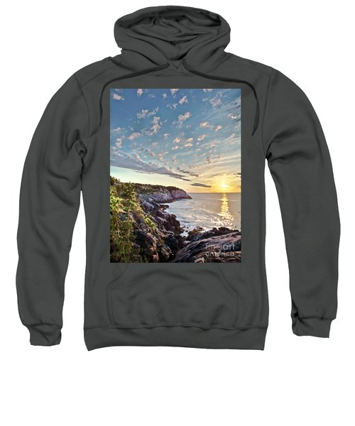 Monhegan East Shore Sweatshirt