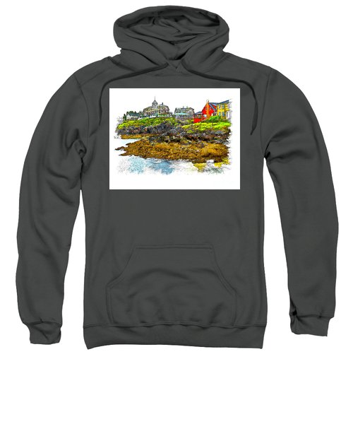 Monhegan West Shore Sweatshirt