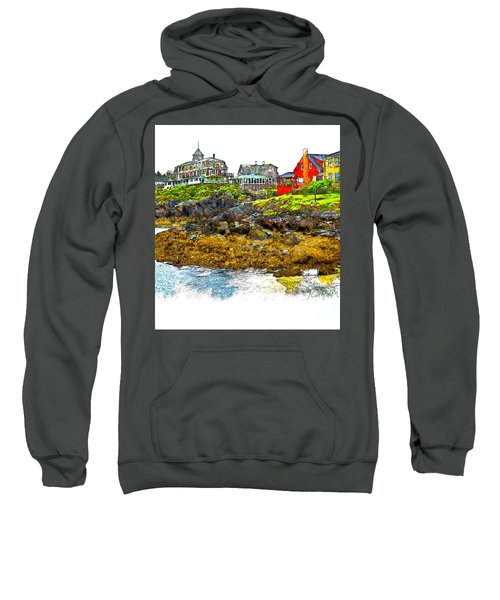 Monhegan West Shore Sweatshirt
