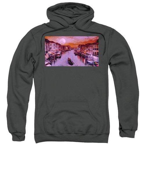 Monkey Painted Italy Again Sweatshirt