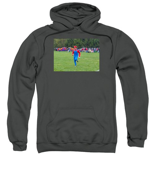 Monster Dash 12 Sweatshirt