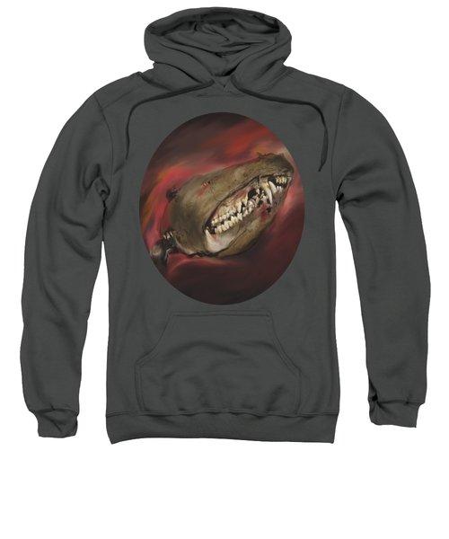 Monster Skull Sweatshirt