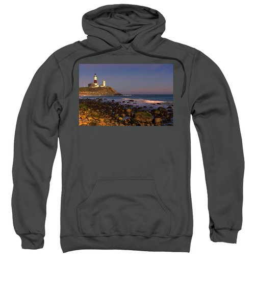 Montauk Lighthouse Sweatshirt