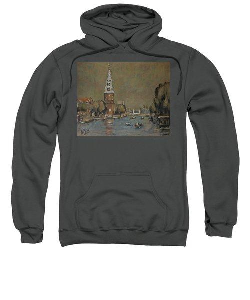 Montelbaanstoren Amsterdam Sweatshirt