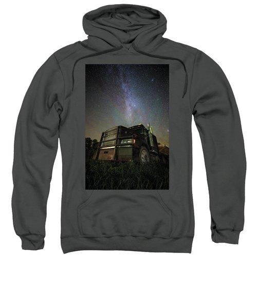 Moody Trucking Sweatshirt