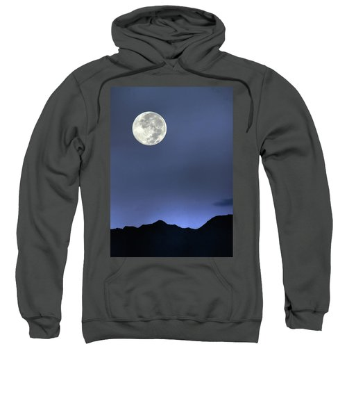 Moon Over Ko'olau Sweatshirt