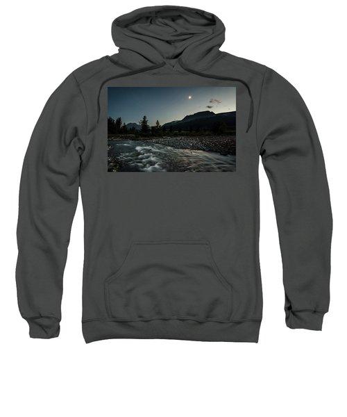 Moon Over Montana Sweatshirt