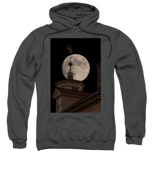 Moon Over Mount Vernon Sweatshirt