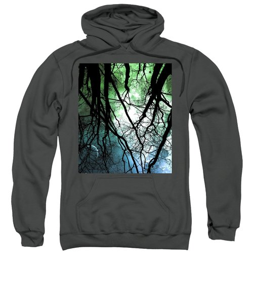 Moonlight Forest  Sweatshirt