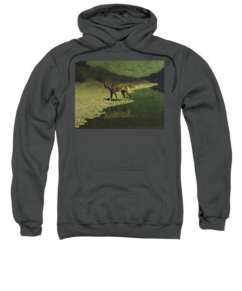 Moonlight, Wolf Sweatshirt