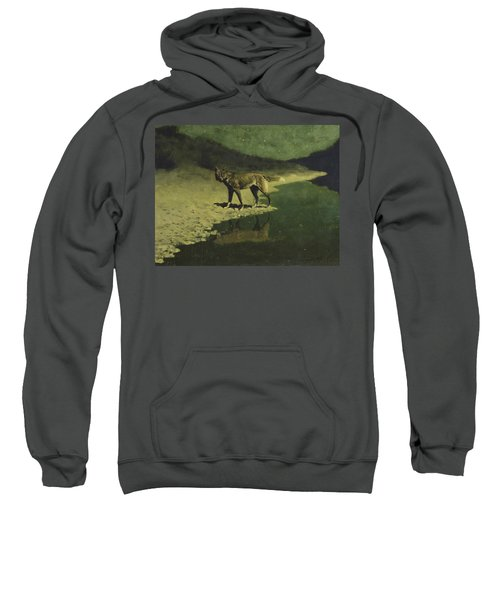 Moonlight, Wolf Sweatshirt