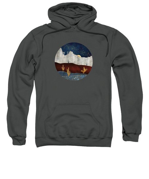 Moonlit Desert Sweatshirt