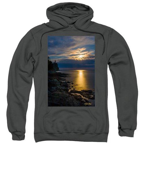 Moonrise From The Cloudbank Sweatshirt