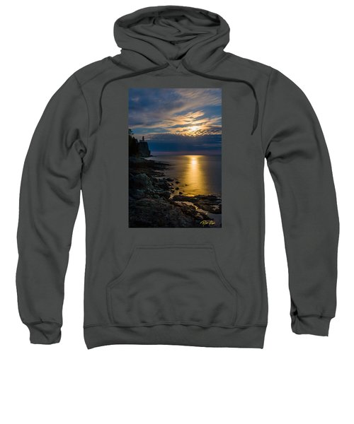 Moonrise From The Cloudbank Sweatshirt