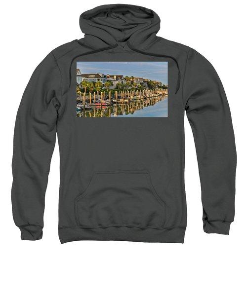 Morgan Place Homes In Wild Dunes Resort Sweatshirt